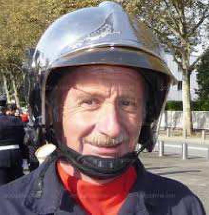 Un hommage à Robert SANDRAZ un Héros malgré lui